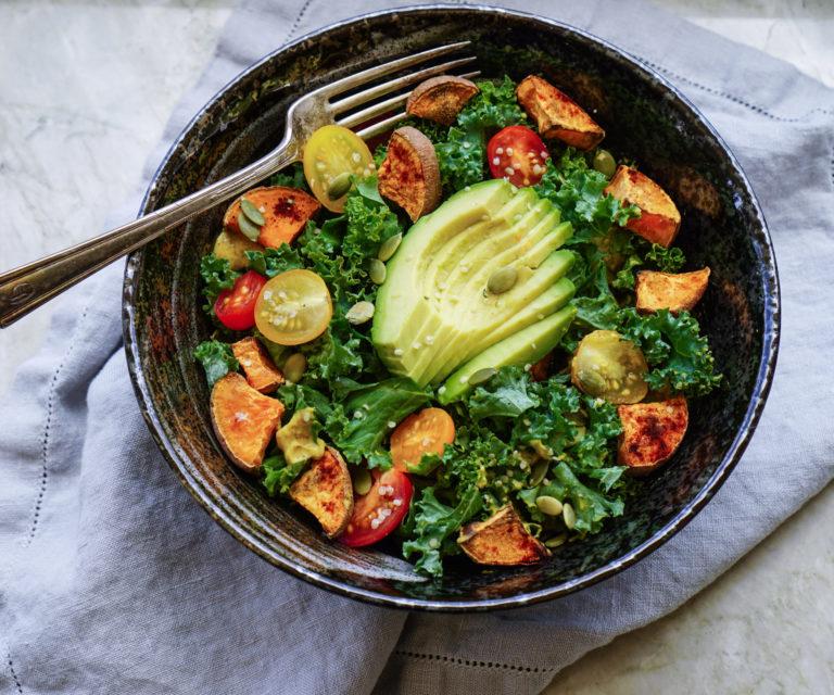 assiette nutrition